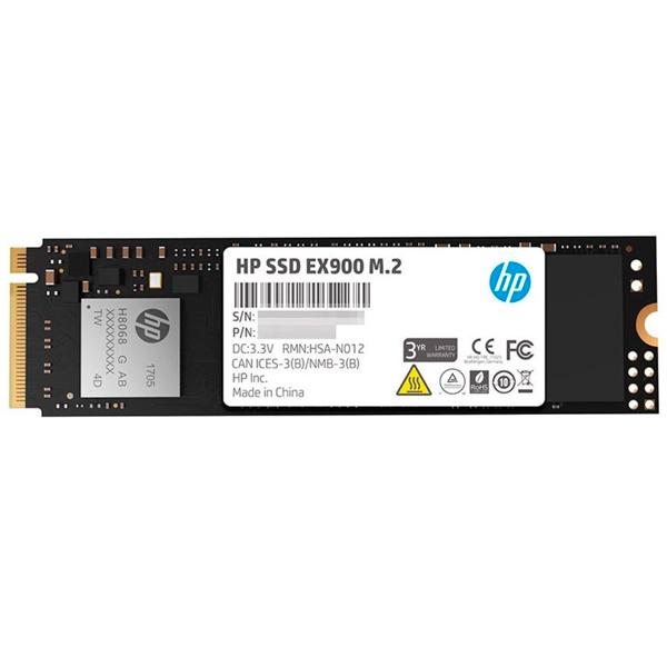 Внутренний SSD накопитель HP 250GB EX900 M.2 (2YY43AA#ABB)