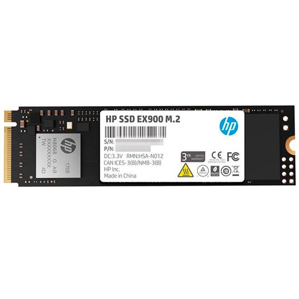 Внутренний SSD накопитель HP 500GB EX900 M.2 (2YY44AA#ABB)