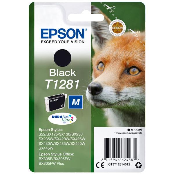 Картридж для струйного принтера Epson C13T12814022
