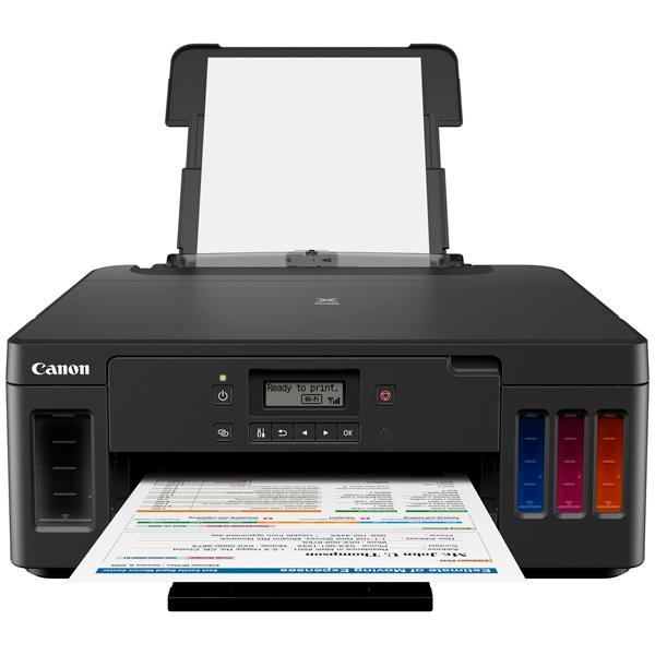 Струйный принтер Canon PIXMA G5040 цвет 4-х цветная