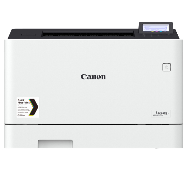 Лазерный принтер (цветной) Canon i-SENSYS LBP663Cdw