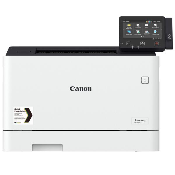 Лазерный принтер (цветной) Canon i-SENSYS LBP664Cx