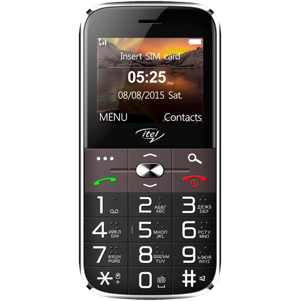 Мобильный телефон Itel — IT2590 Black