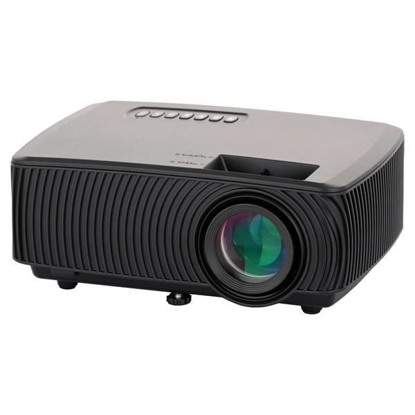 LED видеопроектор мультимедийный Rombica