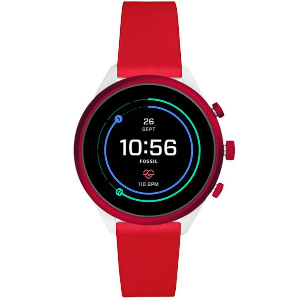 Смарт-часы Fossil Sport Smartwatch FTW6052 (DW9F1)