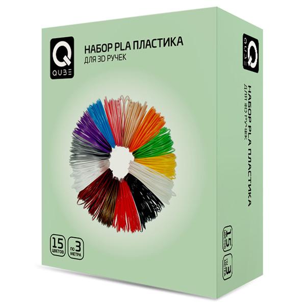 Картридж для 3D-принтера QUB — 3D-PLA (QBCP)