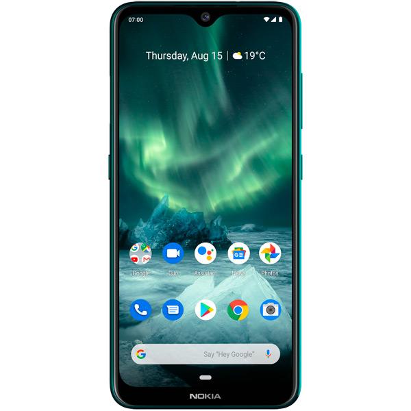 Смартфон Nokia — 7.2 Cyan Green (TA-1196)