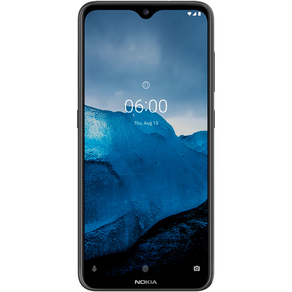 Смартфон Nokia — 6.2 Black (TA-1198)
