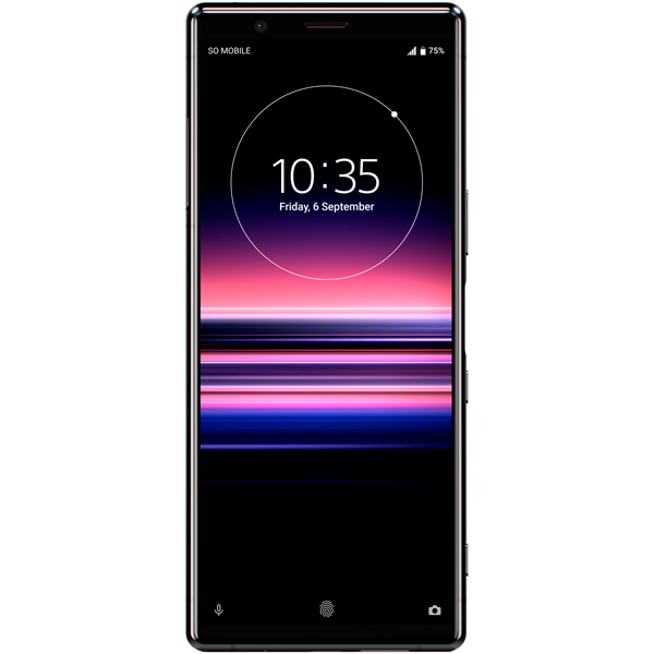 Смартфон Sony — Xperia 5 Black (J9210)