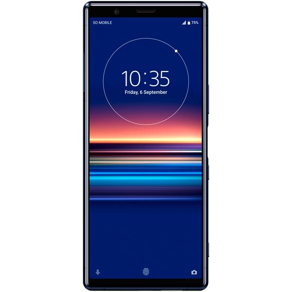 Купить Смартфон Sony Xperia 5 Blue (J9210) в каталоге интернет магазина М.Видео по выгодной цене с доставкой, отзывы, фотографии - Москва