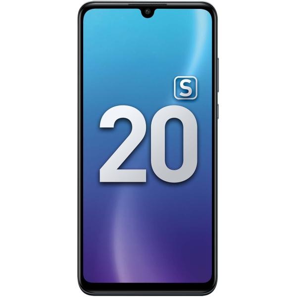 Смартфон Honor — 20S 128GB Midnight Black (MAR-LX1H)