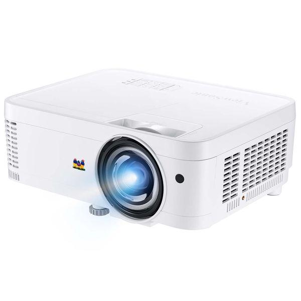 Видеопроектор мультимедийный ViewSonic PS501W (VS17261)