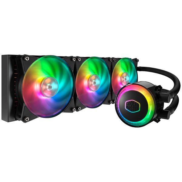 Кулер для процессора Cooler Master ML360R RGB (addressable)
