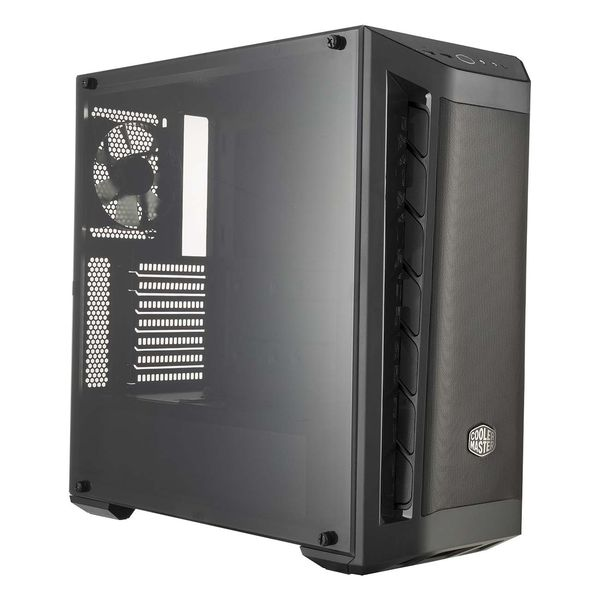 Корпус для компьютера Cooler Master MasterBox MB511 Mesh version Black trim