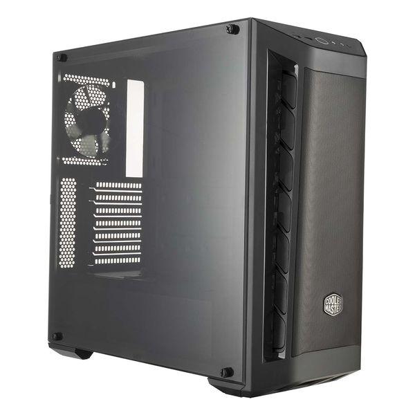 Корпус для компьютера Cooler Master — MasterBox MB511 Mesh version Black trim