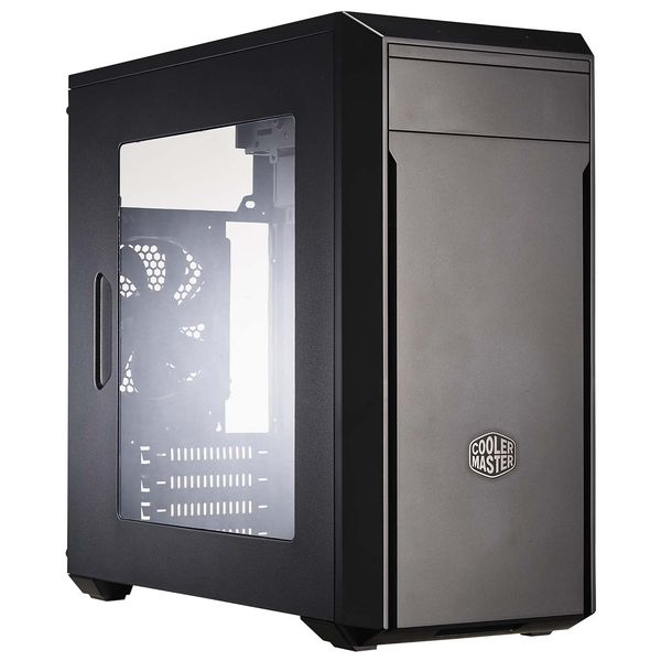 Корпус для компьютера Cooler Master MasterBox Lite 3 with Window