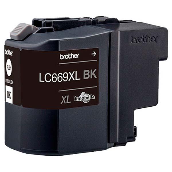 Картридж для струйного принтера Brother — LC669XLBK