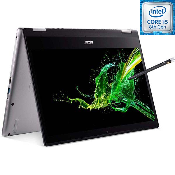 Ноутбук-трансформер Acer SP314-53N-5788 NX.HDBER.009
