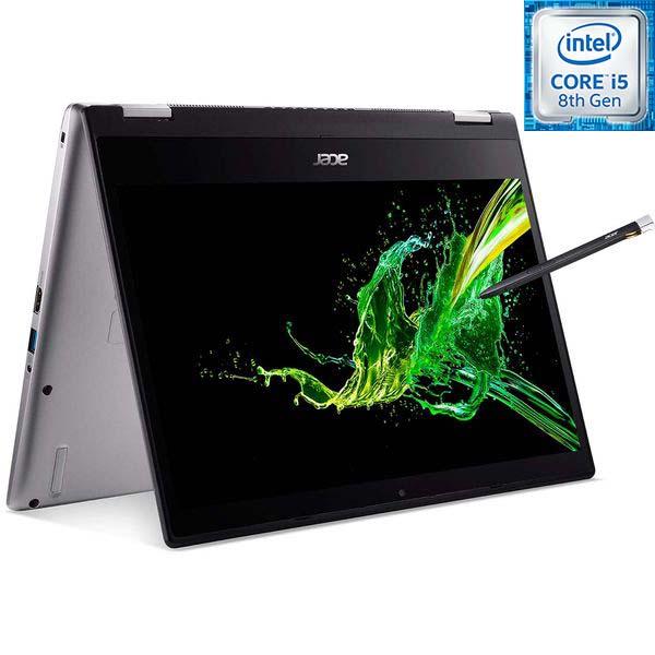 Ноутбук-трансформер Acer SP314-53GN-51C8 NX.HDCER.001