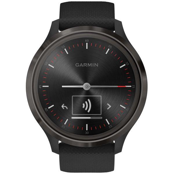 Спортивные часы Garmin Vivomove 3 Slate/Black (010-02239-21)