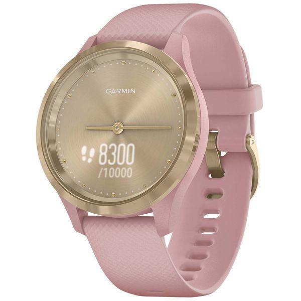 Спортивные часы Garmin Vivomove 3S Light Gold/Dust Rose (010-02238-21)