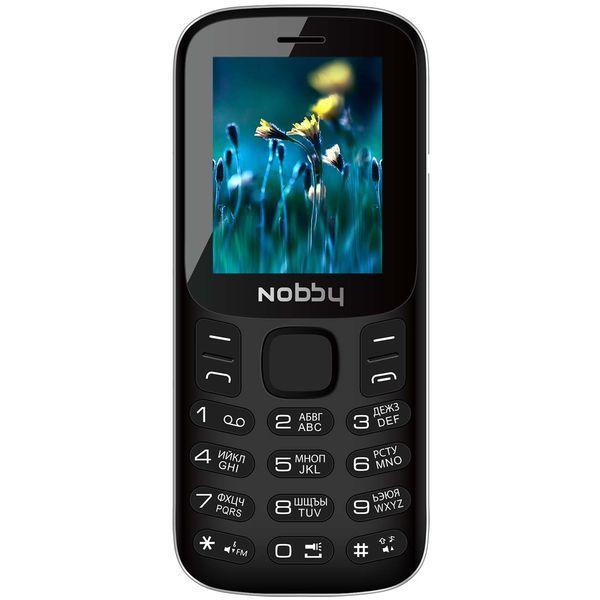 Мобильный телефон Nobby — 120 Black