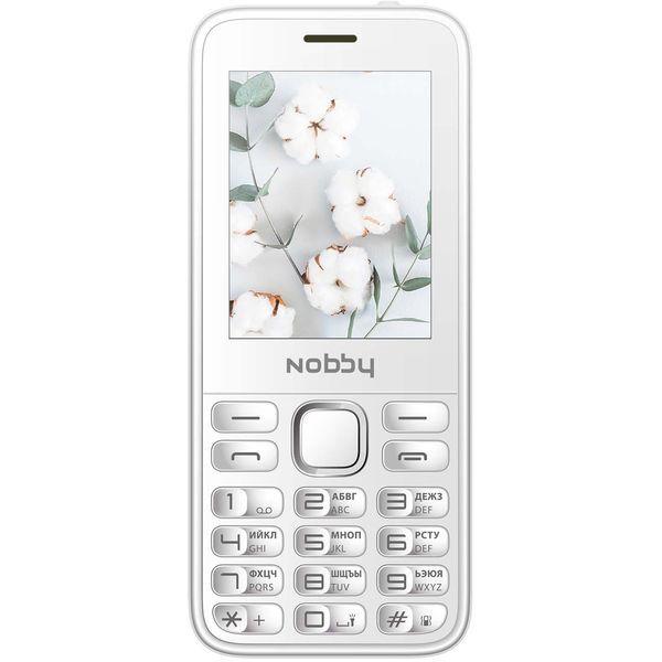 Мобильный телефон Nobby — 221 White