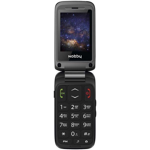 Мобильный телефон Nobby — 240С Black