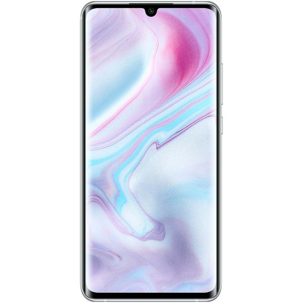Смартфон Xiaomi — Mi Note 10 128GB Glacier White