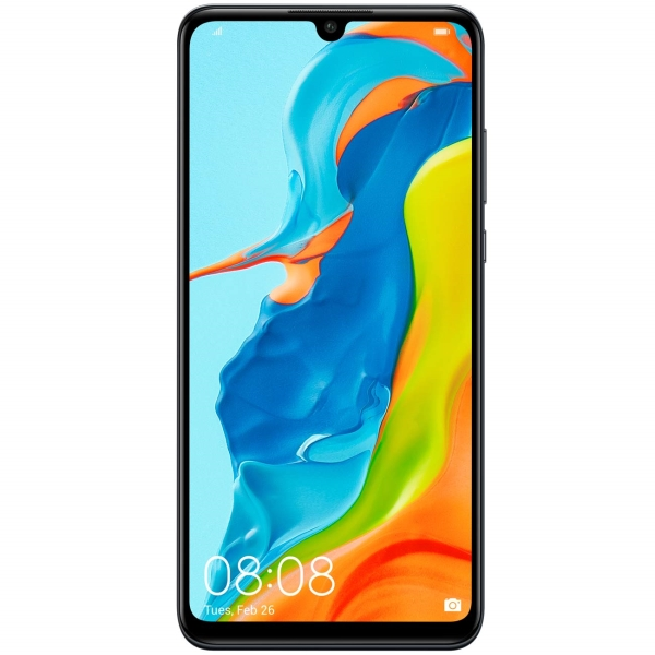 Смартфон Huawei P30 Lite 256Gb Midnight Black (MAR-LX1B)