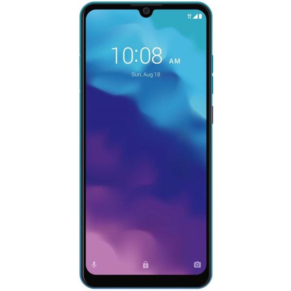Купить Смартфон ZTE Blade A7 2020 (2+32GB) Blue в каталоге интернет магазина М.Видео по выгодной цене с доставкой, отзывы, фотографии - Омск
