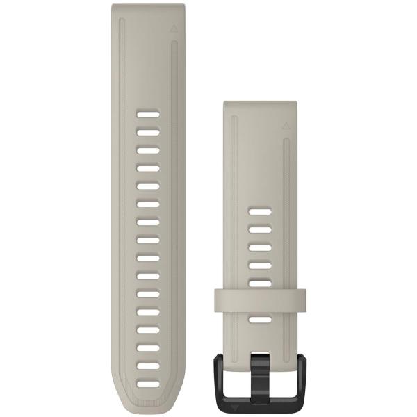 Сменный ремешок для носимого устройства Garmin QuickFit 20 Light Sand (010-12869-00)