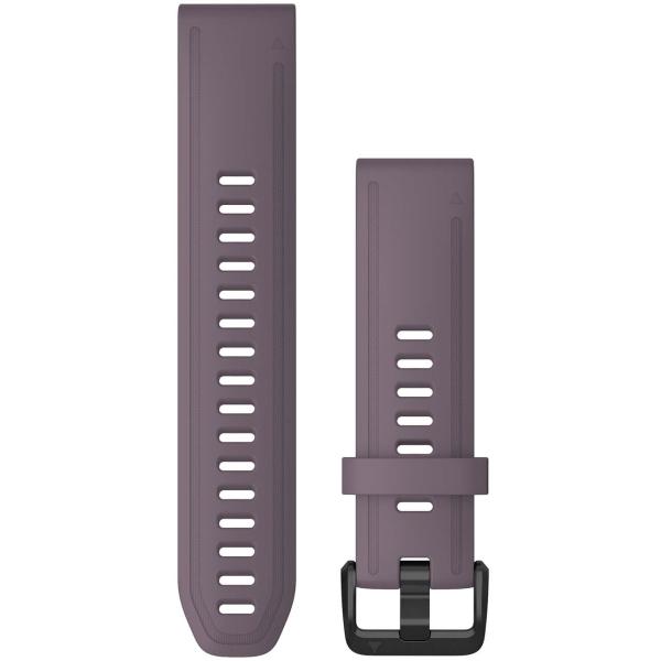 Сменный ремешок для носимого устройства Garmin QuickFit 20 Purple Storm (010-12871-00)