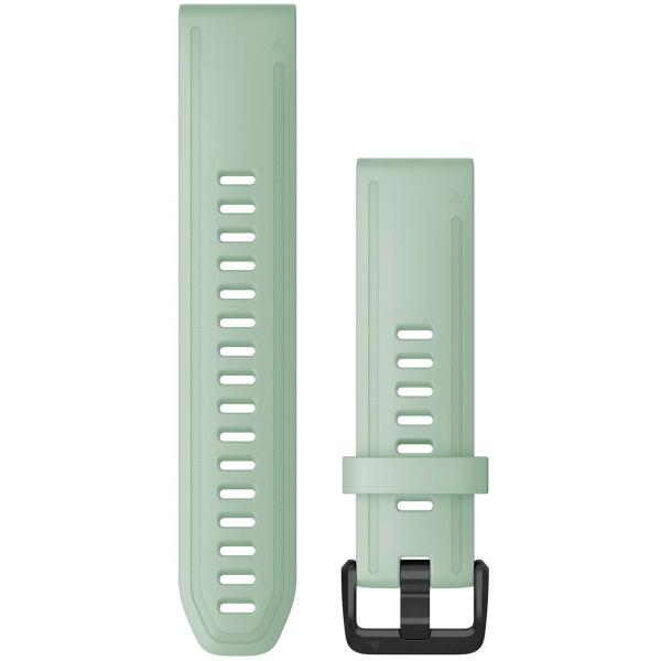 Сменный ремешок для носимого устройства Garmin QuickFit 20 Spearmint (010-12872-00)