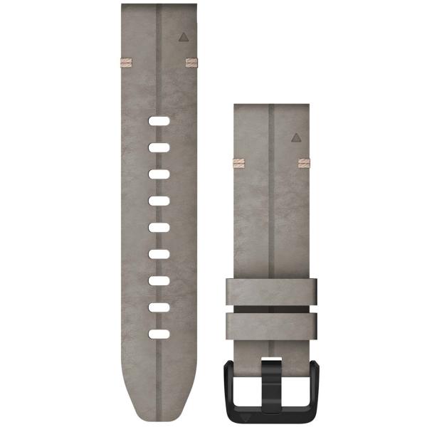 Сменный ремешок для носимого устройства Garmin QuickFit 20 Shale Gray (010-12876-00)