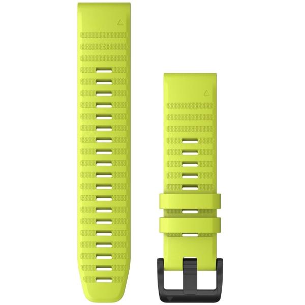 Сменный ремешок для носимого устройства Garmin QuickFit 22 Yellow (010-12863-04)