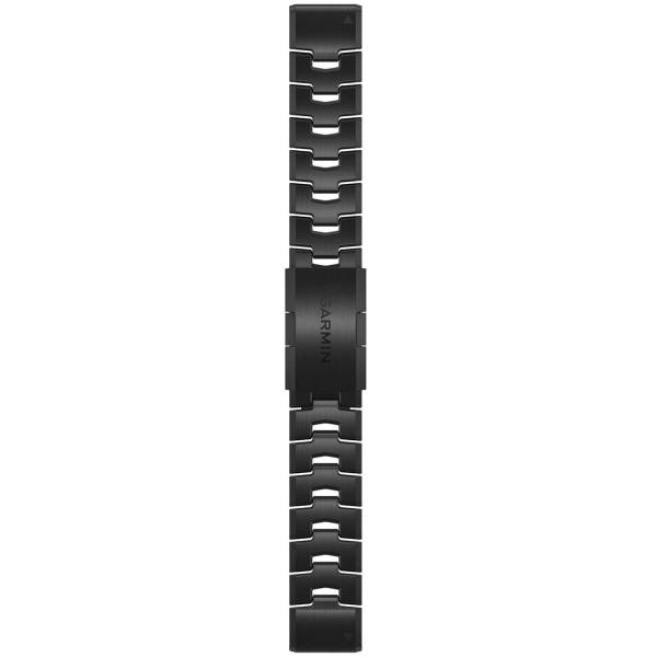Сменный ремешок для носимого устройства Garmin QuickFit 22 Vented Titanium/Gray (010-12863-09)