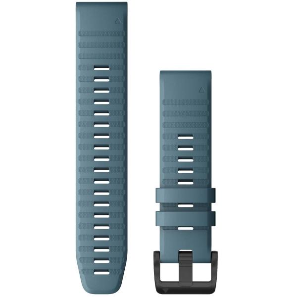 Сменный ремешок для носимого устройства Garmin QuickFit 26 Lakeside Blue (010-12864-03)