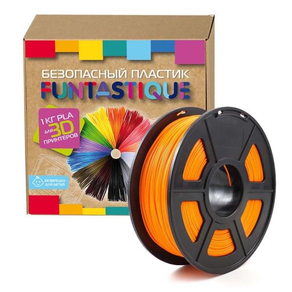 Картридж для 3D-принтера Funtastique PLA-1KG-OR Оранжевый