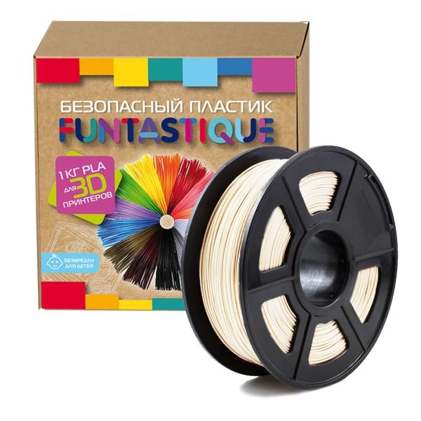 Картридж для 3D-принтера Funtastique PLA-1KG-IV Слоновая кость