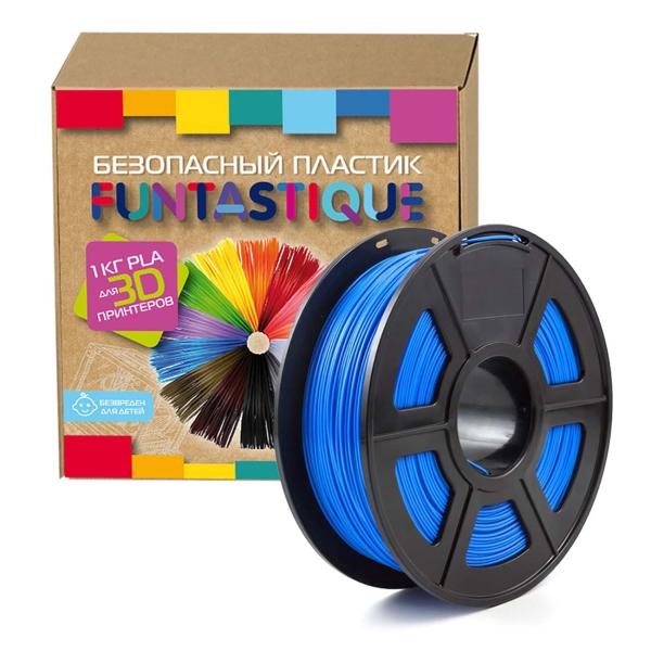 Картридж для 3D-принтера Funtastique — PLA-1KG-UM Ультрамарин