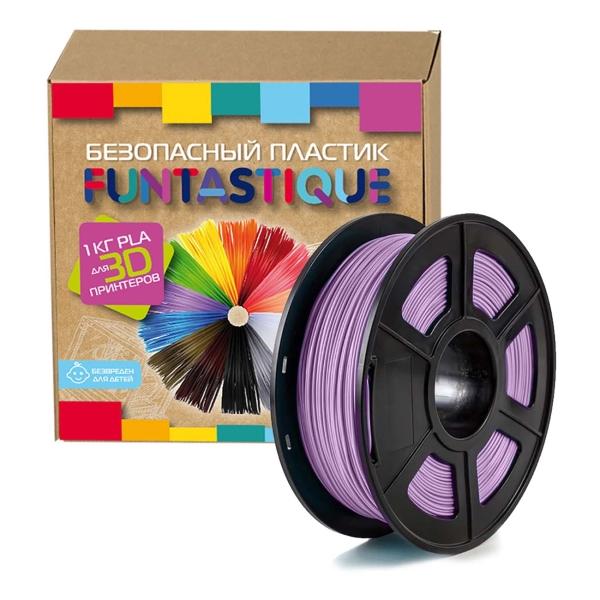 Картридж для 3D-принтера Funtastique PLA-1KG-VT Фиолетовый