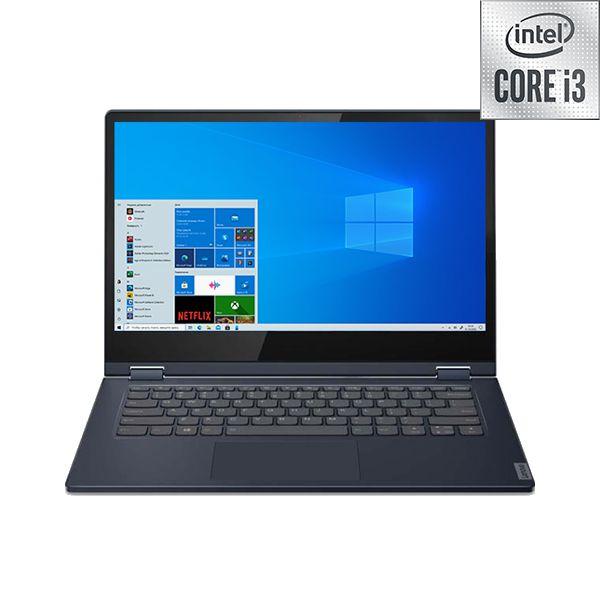 Ноутбук-трансформер Lenovo — Ideapad C340-14IML (81TK00DERU)