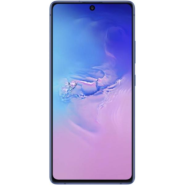 Смартфон Samsung Galaxy S10 Lite Blue (SM-G770F/DSM) фото