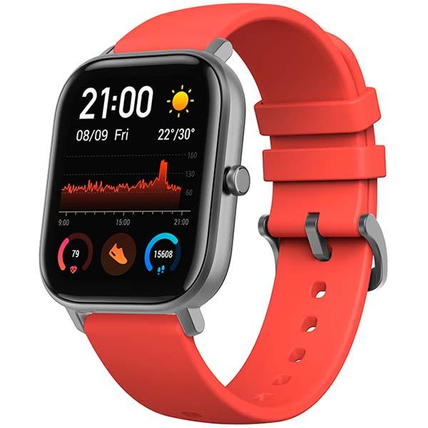 Смарт-часы Amazfit GTS Vermillion Orange
