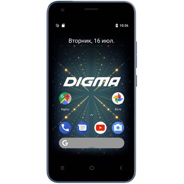 Смартфон Digma — Linx Argo 3G Blue (LT4054MG)