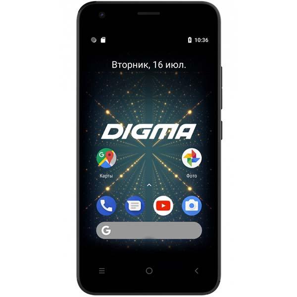 Смартфон Digma — Linx Argo 3G Black (LT4054MG)