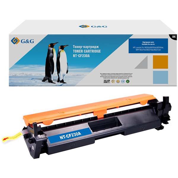 Картридж для лазерного принтера G&G NT-CF230A Black для HP M203d/dn/dw MFP M227fdn фото