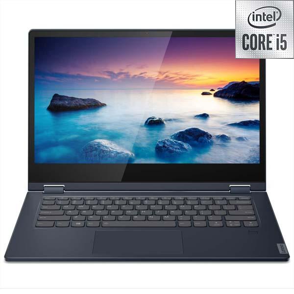 Ноутбук-трансформер Lenovo — IdeaPad C340-14IML (81TK00DFRU)