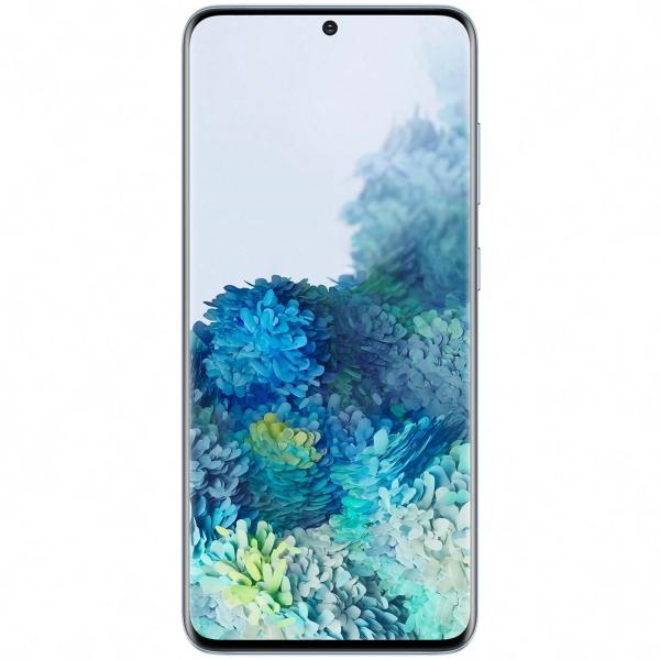 Смартфон Samsung — Galaxy S20 Light Blue (SM-G980F/DS)